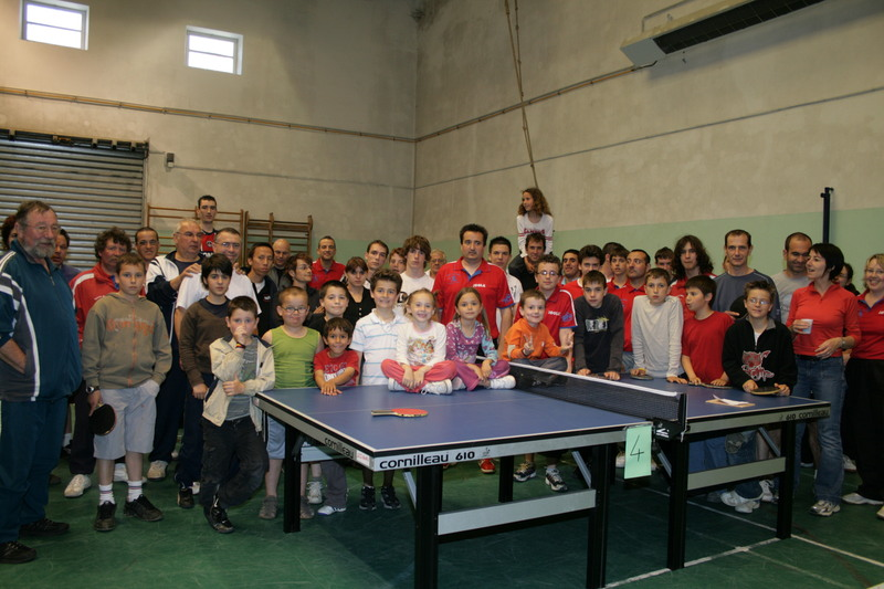 Tournois de Tennis de Table