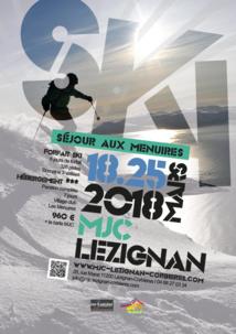 Séjour ski aux Menuires >> du 18 au 25 Mars 2018