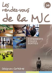Cliquez sur l'image pour télécharger le guide des RDV de la MJC Mai à Août 2018