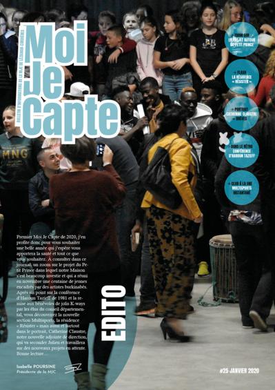 """""""Moi Je Capte"""" le journal d'information de la MJC - suite"""