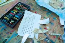SAMEDI 19 JANVIER >> stage dessin/peinture modèle vivant
