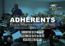 Dernière ligne droite >> Elections des administrateurs et des référents/délégués des clubs/sections d'activités