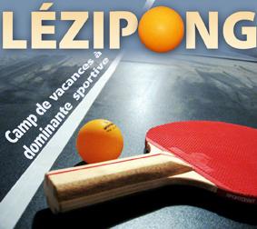 Camp de vacances Lézipong