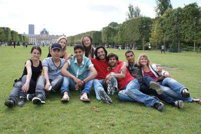 Session 2011 > Le blog des jeunes participants