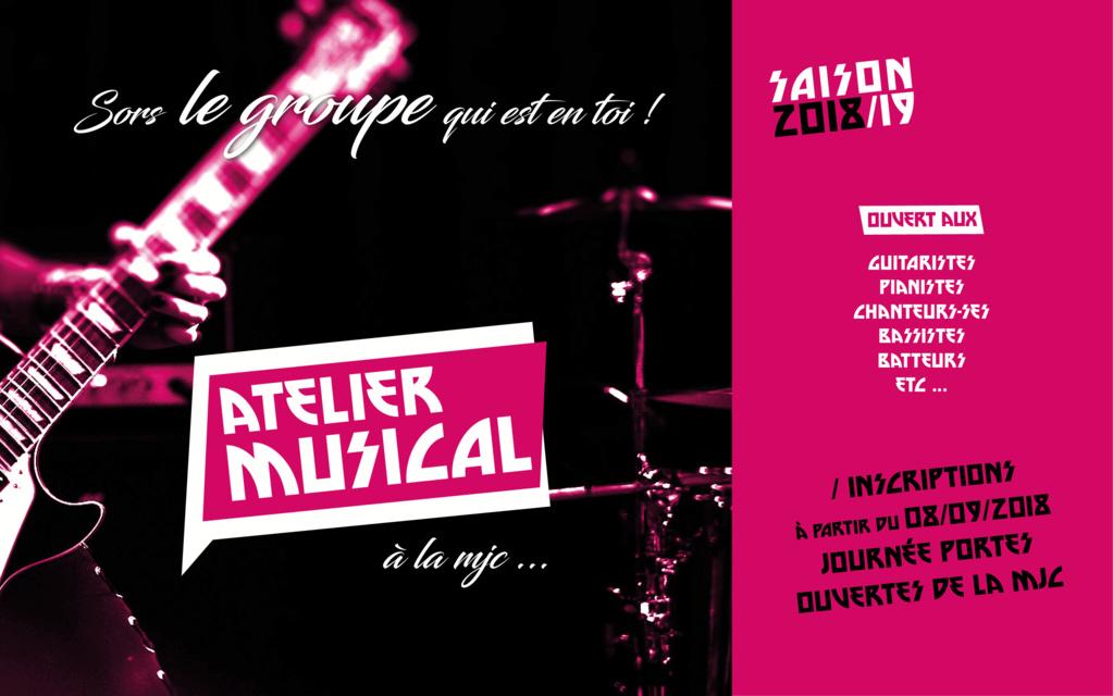 ATELIER MUSICAL (NOUVEAU)