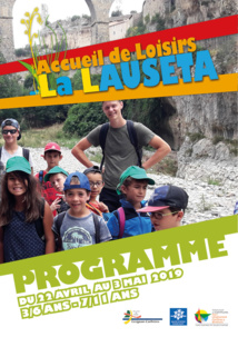Accueil de Loisirs La Lauseta >> programme vacances de printemps 2019