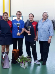 Tennis de table > Clôture de la saison avec le traditionnel tournoi Claude Descous