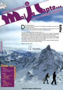 """""""Moi Je Capte"""" le journal d'information de la MJC"""