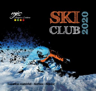 Ouverture de la saison de ski à la MJC