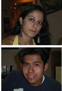 Manal  (LIBAN) et Joan Manuel  (MEXIQUE)