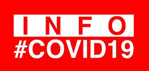 INFOS COVID19, mise à jour du 04/05/2021