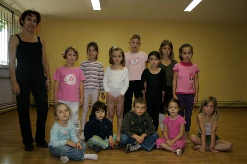 Une nouvelle prof de danse à la MJC