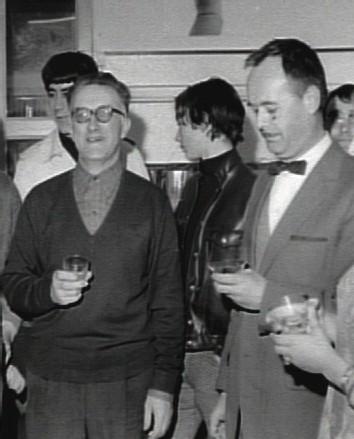 Jo TEULON et Jean YCHÉ