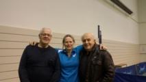 Deux pongistes de la MJC aux championnats de France vétérans et un titre de vice champion de France