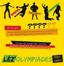 C'EST MAINTENANT >> Léz'Olympiades des 70 ans