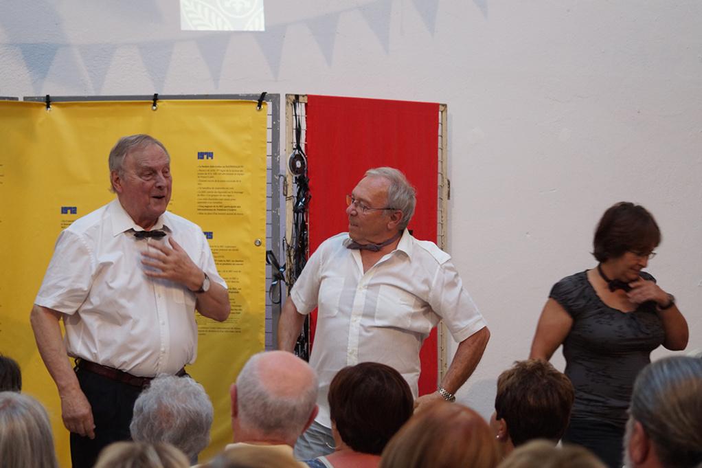 Conférence des 70 ans de la MJC & hommage à Jean Yché : mercredi soir, l'essentiel était là