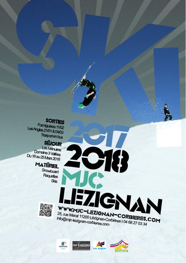 Location de matériel de ski à la MJC >> profitez-en !