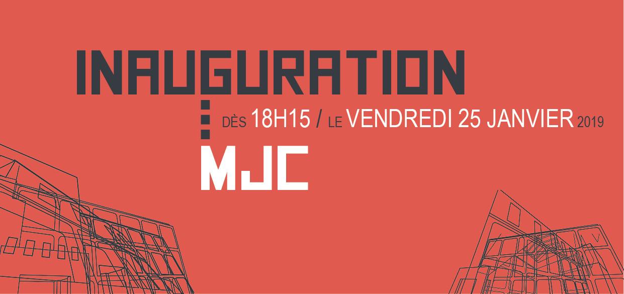 25 Janvier >> Inauguration de la MJC
