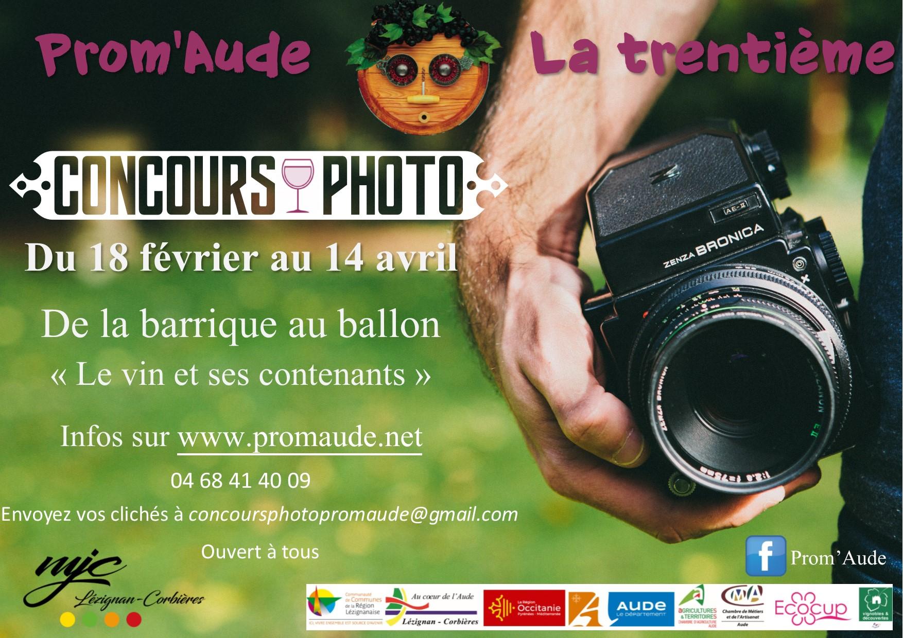 1er concours photo de Prom'Aude >> votez pour votre préférée sur le site de Gaujac