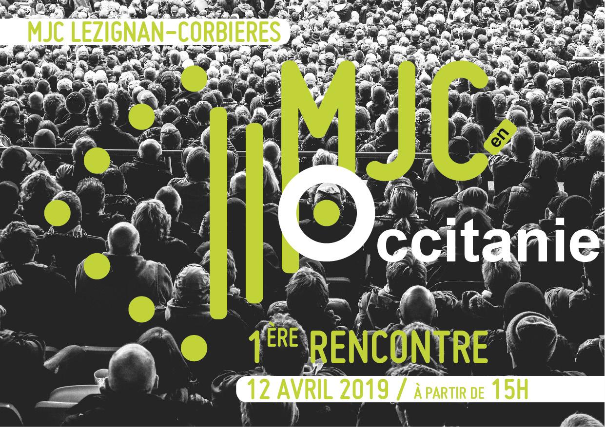 Rencontre des MJC d'Occitanie en 2019