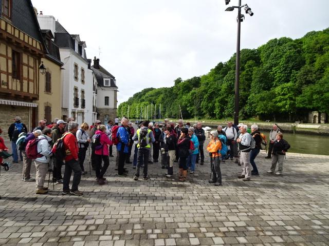 Séjour rando en Bretagne - le retour