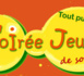 VENDREDI 2 NOVEMBRE >> SOIRÉE JEUX DE SOCIÉTÉ AVEC LUDULE