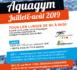 Cet été, la MJC propose de l'aquagym