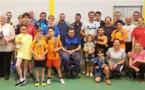 Fin de saison pour les pongistes avec le tournoi Claude DESCOUS
