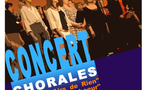 CONCERT DE CHORALES : 70 choristes !