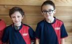 Bilan trés satisfaisant pour les pongistes du club tennis de table de la MJC à la mi-saison