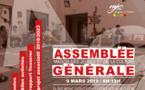 Samedi 9 Mars 2019 >> Assemblée Générale de la MJC