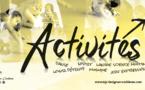 Activités 2019/2020 >> la plaquette est consultable en ligne