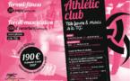 ATHLETIC CLUB >> nouveau planning et tarif de janvier à août 2020