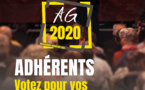 AG 2020 >> Election des administrateurs