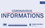 Information adhérents coronavirus