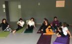Rattrapage des cours de yoga