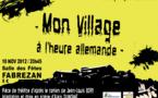 Samedi 10 Novembre >> Mon Village à l'heure allemande