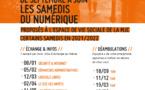 Les samedis du numérique, présentation du fablab, le 12/06