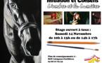 SAMEDI 14 NOVEMBRE >> INITIATION ET CONSEILS : L'OMBRE ET LA LUMIÈRE (DESSIN/PEINTURE)