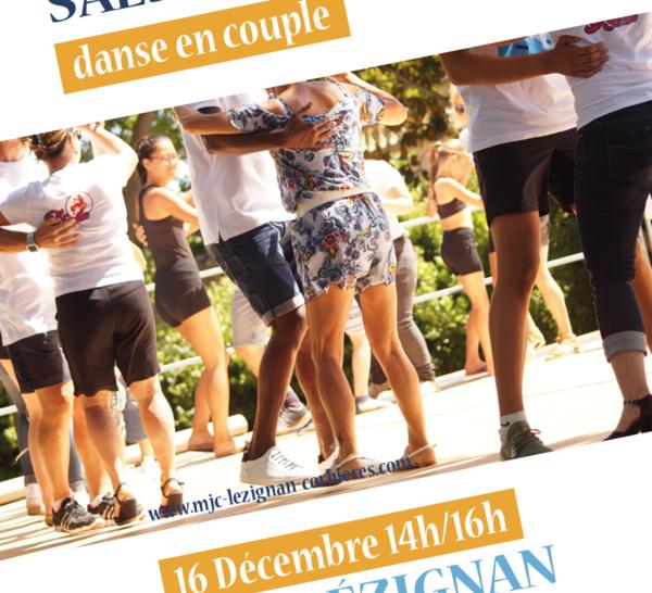 SAMEDI 16 DECEMBRE 2017 >> SALSA CUBAINE EN COUPLE