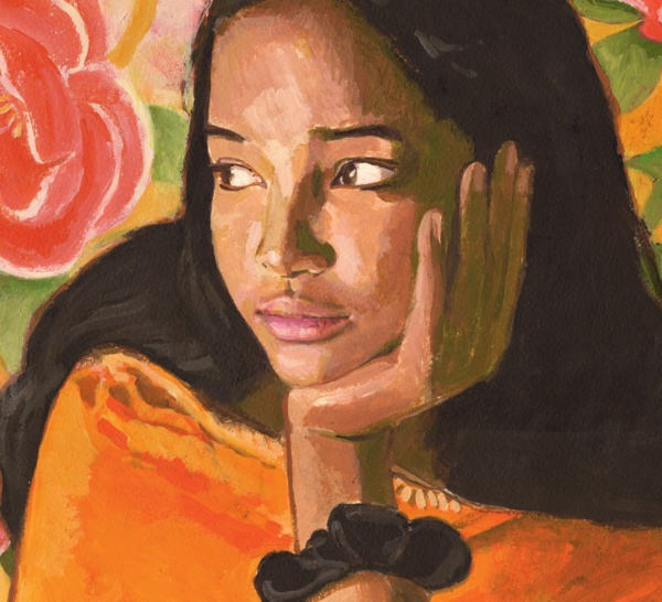 Mardi 31 Juillet, mercredi 1er et jeudi 2 Août >> Peindre à la manière de ... Titouan Lamazou