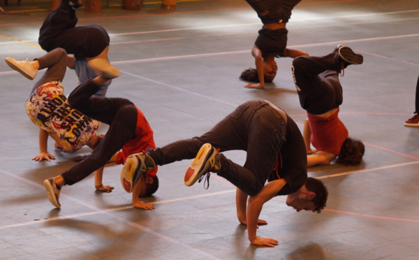 DANSE HIP-HOP BREAKDANCE