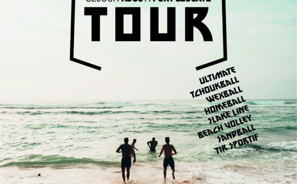 Du 9 au 12 juillet >> Séjour ados Playa Tour