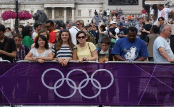 LONDON 2012 > Une journée marathon