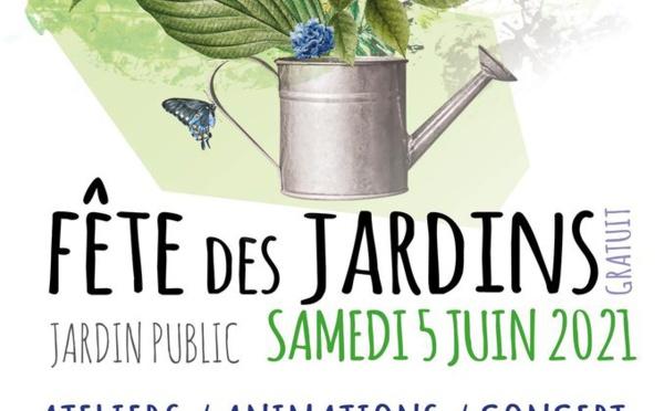 La MJC tiendra un stand à la Fête des Jardins, le 05/06