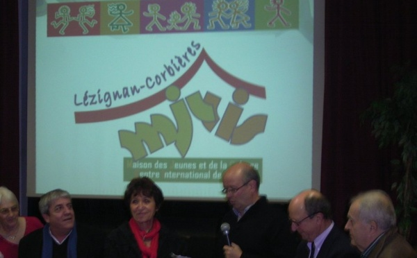 Cérémonie des Voeux 2008 - (09/01/2008)